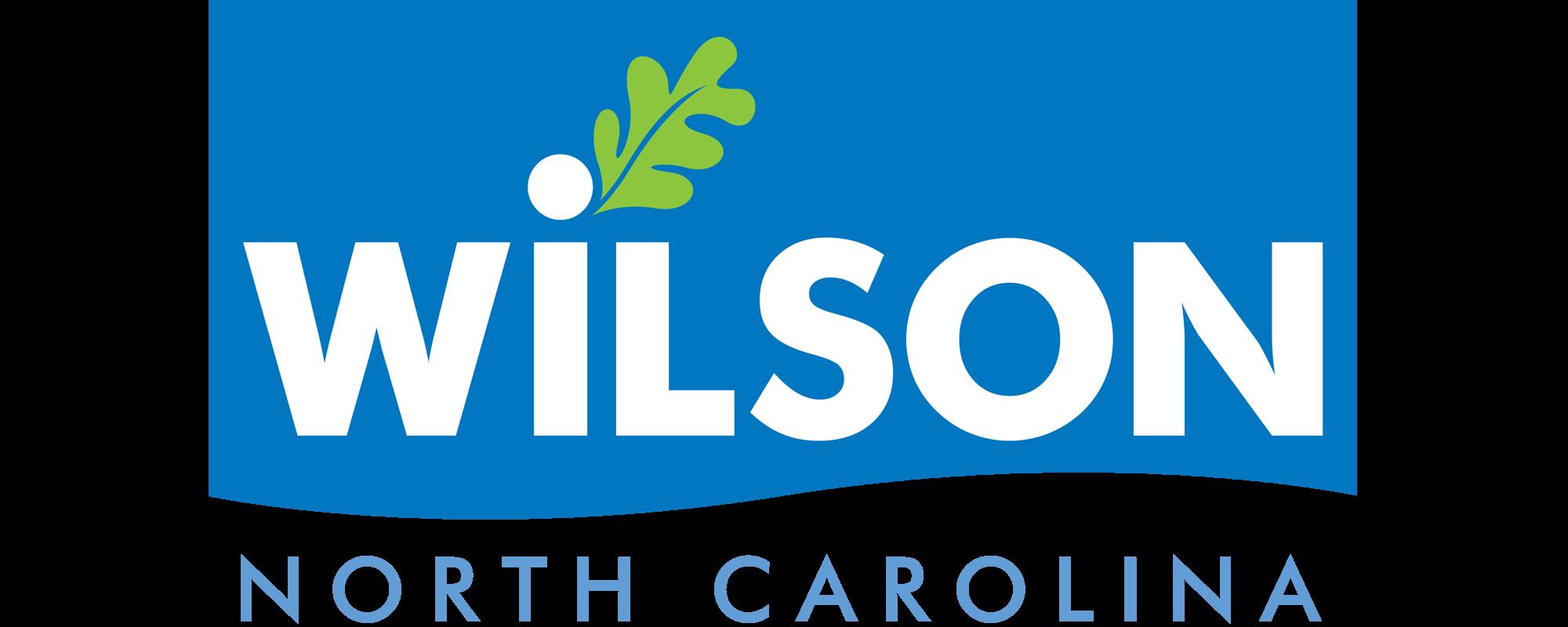 Gig EAST - City of Wilson Logo
