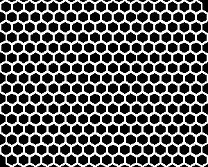 Gig East Hexagon Overlay