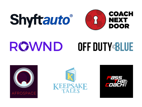Gig East Community Profile Logos Collage